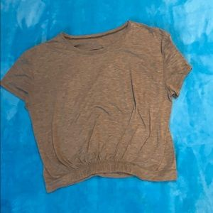 Olive Green Lululemon Shirt